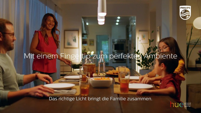 Philips - Hue - Dinner Time Switch Video 15