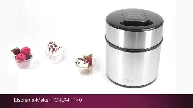 Profi Cook - Eiscreme Maker PC-ICM 1140 Video 3