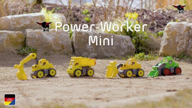 BIG - Power-Worker Mini Video 3