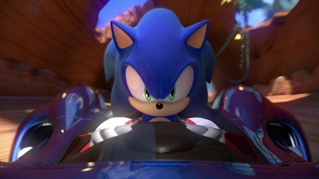 Team Sonic Racing Video 2