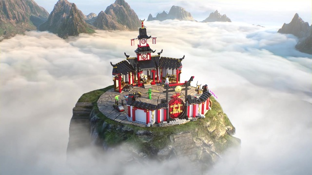 LEGO Ninjago - Kloster des Spinjitzu 70670 Video 3