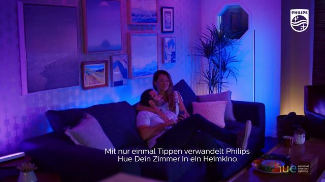 Philips - Hue - Movie Night Video 25