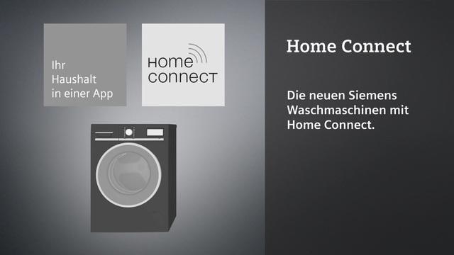 Siemens - Home Connect - EasyStart Video 10