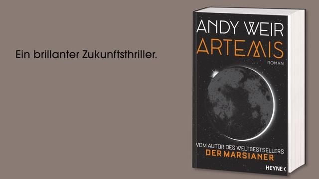 Andy Weir: Artemis Video 2