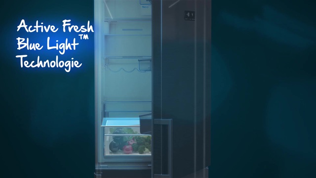 Beko - Active Fresh Blue Light Technologie Video 8