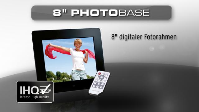 "Intenso - PhotoBase 8"" Video 3"