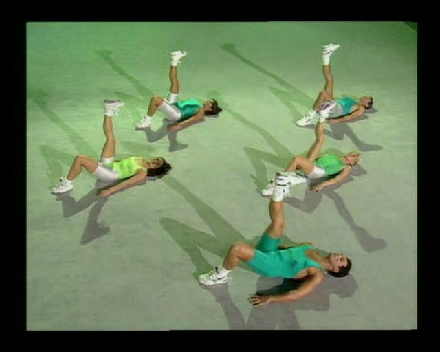 Tele-GYM Problemzonentraining / Perfect-Body-Training 6+9 Video 3