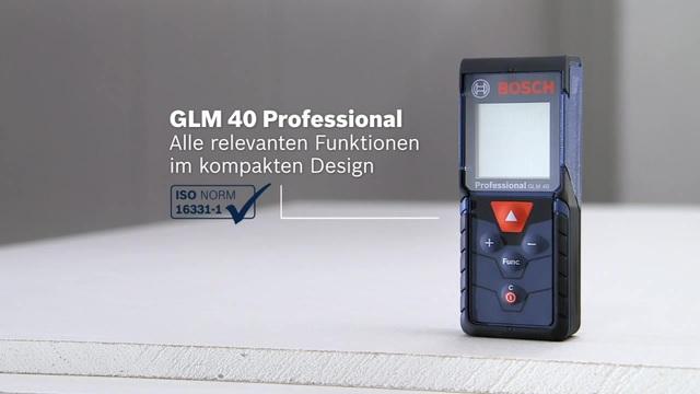 Bosch Entfernungsmesser Glm 80 : Bosch laser entfernungsmesser glm 40