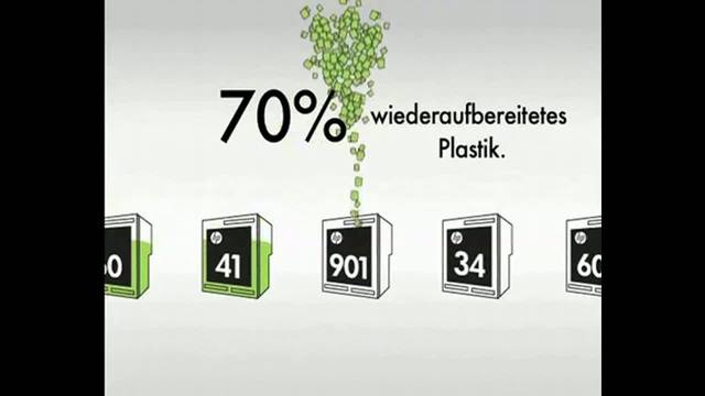 Hewlett Packard - Druckerpatronen Video 2