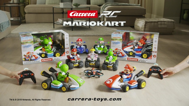 Carrera RC - Mario Kart Video 7