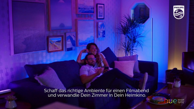 Philips - Hue - Ambience Video 9