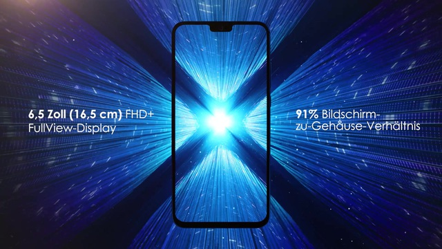 Honor - 8X Smartphone Video 3