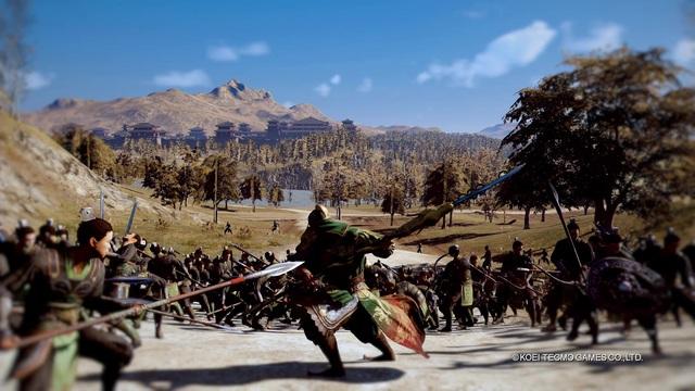 Dynasty Warriors 9 Video 3