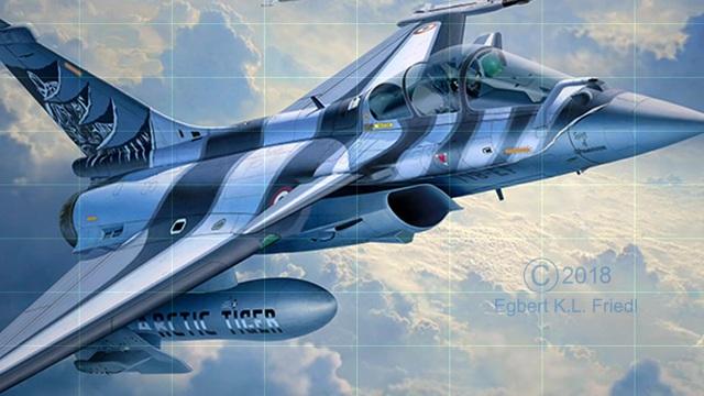 Revell - Dassault Aviation Rafale C Video 3