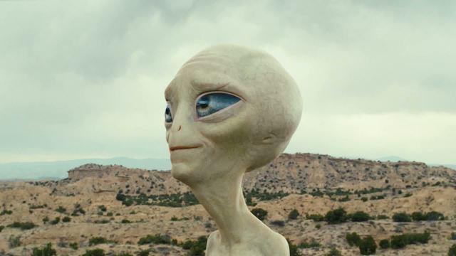 Paul - Ein Alien auf der Flucht Video 2
