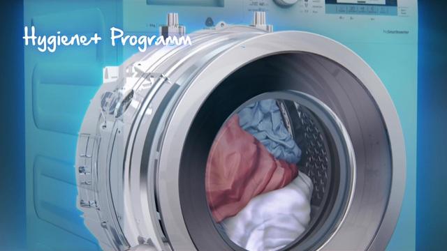 Beko - Hygiene+ Programm Video 4