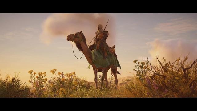 Assassin's Creed Origins Video 4