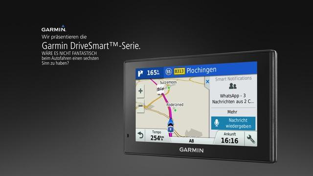 Garmin - DriveSmart Serie Video 3