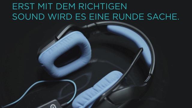 Logitech - G430 Surround Sound Gaming Headset Video 15