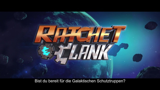 Sony - Ratchet & Clank Video 3