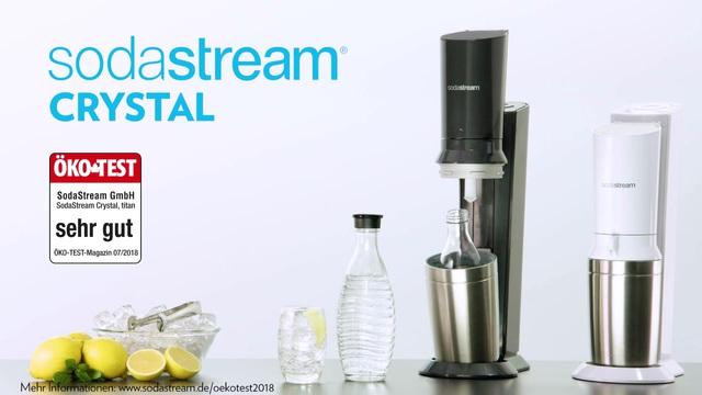 Sodastream - Crystal 2.0 Video 3