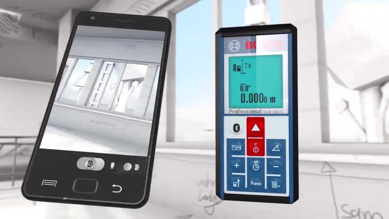 Iphone Entfernungsmesser Ikea : Glm c laser entfernungsmesser bosch professional