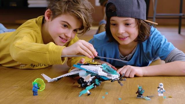 LEGO Ninjago - ShuriCopter 70673 Video 3