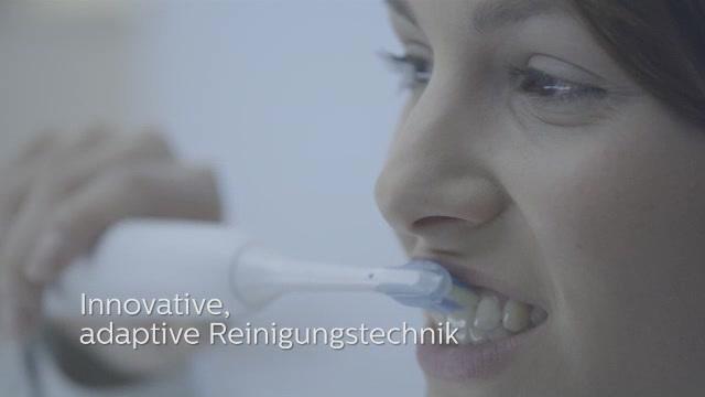 Philips Sonicare FlexCare Platinum Elektrische Schallzahnbürste HX91xx Video 3