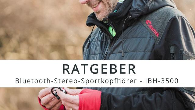 ISY - IBH-3500 - Ratgeber Video 9