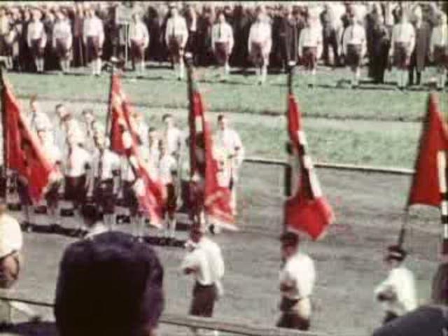 """Die """"Braunen"""" in Farbe: Die Friedensjahre 1933 - 1939 Video 3"""