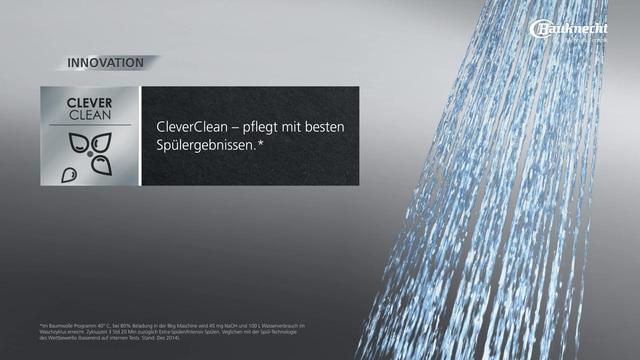 Bauknecht - CleverClean Video 13