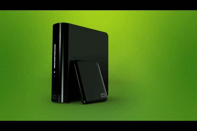 Western Digital - MyBook / MyPassport Video 3