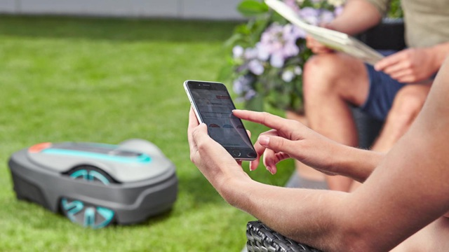 Gardena smart system range Video 3