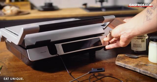 Gastroback - Design BBQ Advanced Control (Genusspaket 1) Video 16