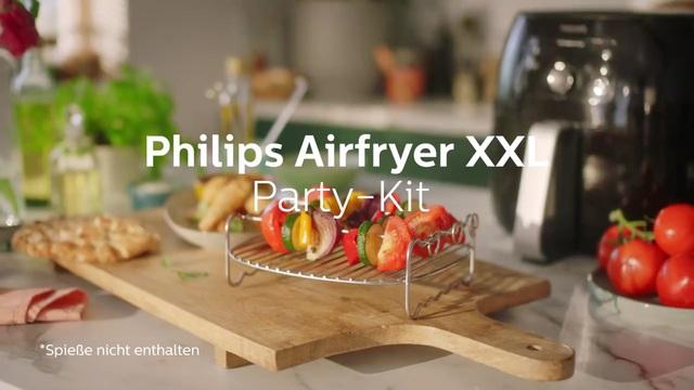 HD9950_Philips_airfryer_xxl-accessoires_party_master_kit_DE Video 3