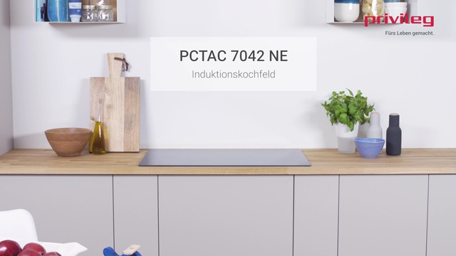 Privileg - PCTAC 7042 NE Induktionskochfeld Video 3