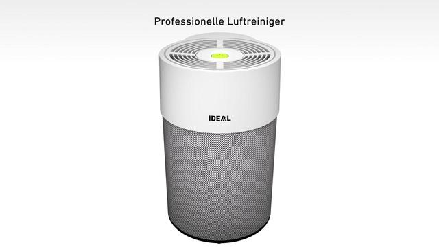 Ideal - AP40 Pro Luftreiniger Video 3