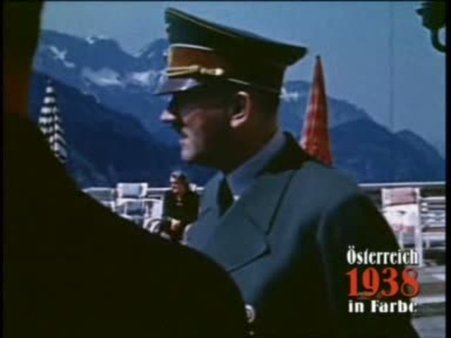 Österreich 1938 in Farbe Video 3