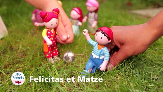 HABA Little Friends (französisch)