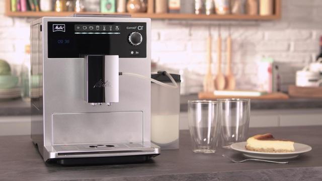 Melitta - Caffeo CI - Intuitive Bedienung Video 6