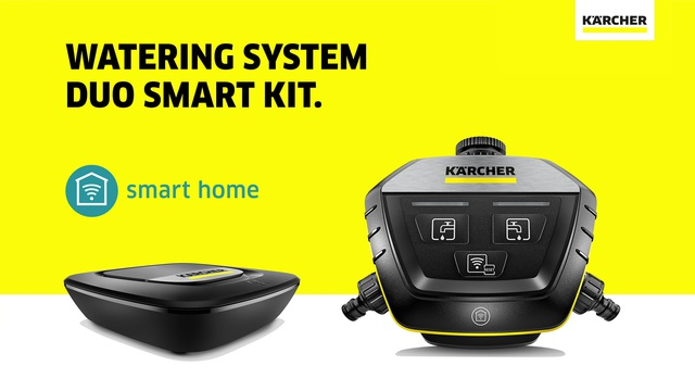 Watering System Duo Smart Kit - Produktmerkmale Video 3
