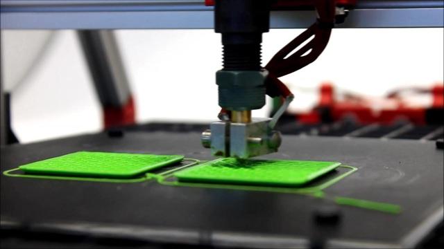 Fischertechnik 3D Drucker Video 3