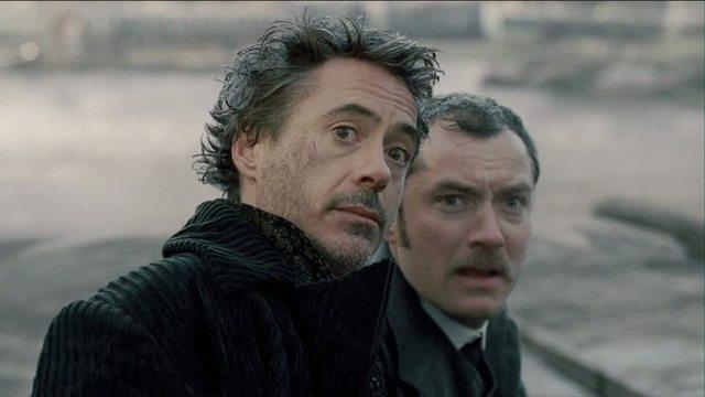 Sherlock Holmes Video 3