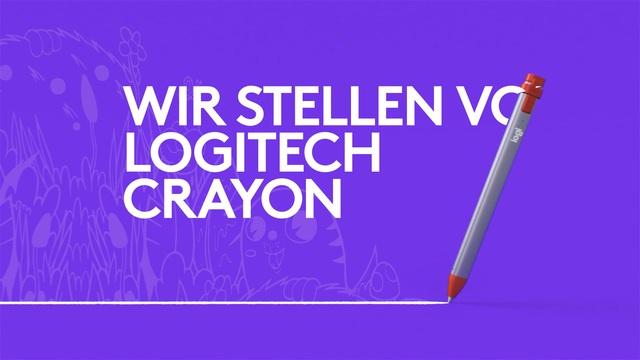 Logitech - Crayon Video 3
