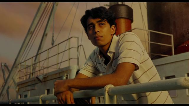Life of Pi: Schiffbruch mit Tiger Video 4