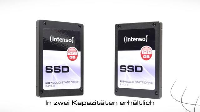 Intenso - SSD Festplatte Video 3