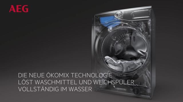 AEG - Waschmaschinen mit ÖKOMix Technologie Video 23