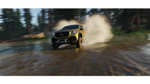 The Crew 2 - Mercedes Video 12