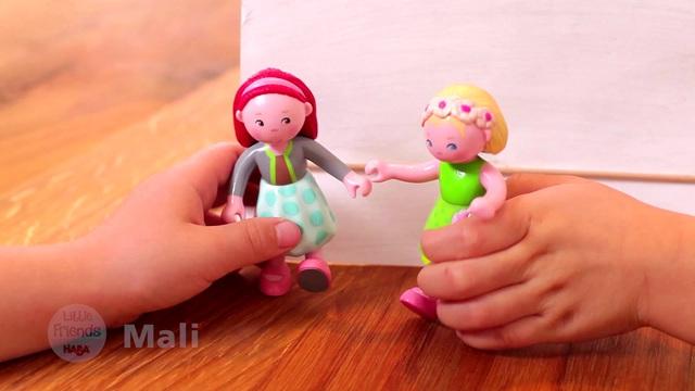 HABA Little Friends Mali (französisch)