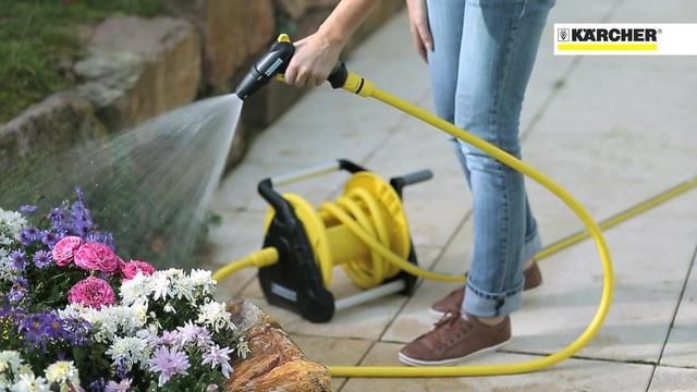 Watering Systems Premium hose Reel HR 7.315 Video 3